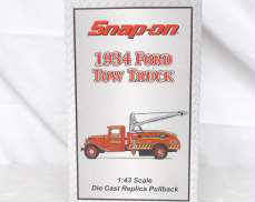 1934 FORD TOW TRUCK SNAP-ON