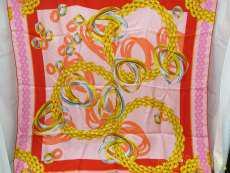 スカーフ CARTIER