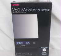 V60メタルドリップスケール|HARIO