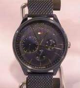 クォーツ・アナログ腕時計 TOMMY HILFIGER