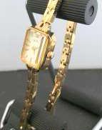 クォーツ・アナログ腕時計|AGATE