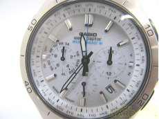 ウェーブセプター ソーラー電波腕時計|CASIO