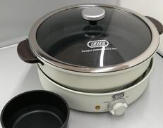 電気グリル鍋|LADONNA