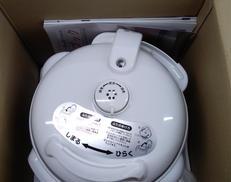 圧力式電気鍋|ALCOLLE