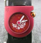 LIP クオーツ腕時計|NO ID