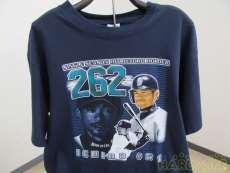 イチロー 262安打記念Tシャツ MAJESTIC