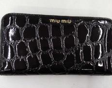 長財布|MIUMIU