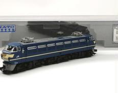 電気機関車 EF66 後期形 ブルートレイン牽引機|KATO