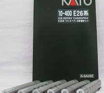 10-400 E26系 カシオペア6両増結セット|KATO