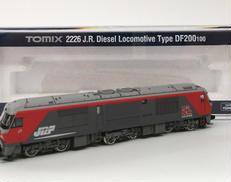 JR DF200 100形 TOMIX