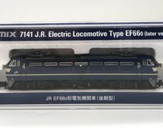 JR EF65 1000形電気機関車(下関運転所) TOMIX