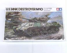 アメリカ・M10駆逐戦車 TAMIYA