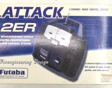 2CH プロポ ATTACK|FUTABA