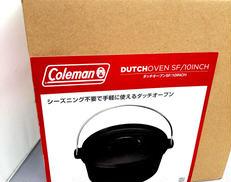 ダッチオーブンSF 10インチ|COLEMAN