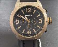クオーツクロノグラフ時計 FOSSIL