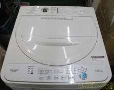 4.5kg全自動洗濯機|SHARP