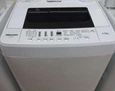 4.5kg全自動洗濯機 HISENSE