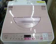 5kg全自動洗濯機|SHARP