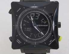 クォーツ・アナログ腕時計|INDEPENDENT