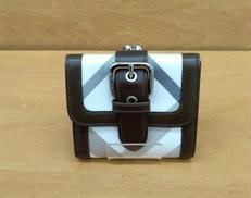 三つ折り財布|BURBERRY