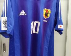 サッカー日本代表ユニフォーム M ADIDAS