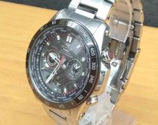 CASIO EDIFICE 電波ソーラー腕時計|CASIO