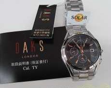 DAKSソーラー腕時計|DAKS