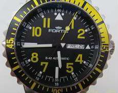 B-42 MARINE MASTER デイデイト|FORTIS