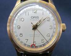 手巻き腕時計|ORIS