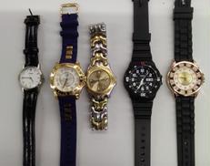 腕時計|CASIO他 全5点
