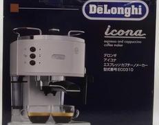 <未使用品>エスプレッソカプチーノメーカー|DELONGI