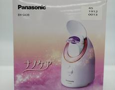 ピンク♡スチーマーナノケア PANASONIC