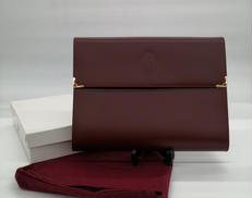 比較的美品♫カルティエ ビジネスバッグ|CARTIER