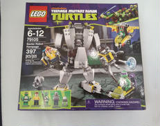 レゴ ミュータントタートルズ LEGO
