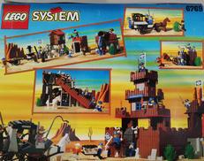 ウエスタンパイソンの砦|LEGO