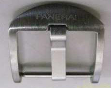 純正ピンバックル/取付幅20mm用|PANERAI