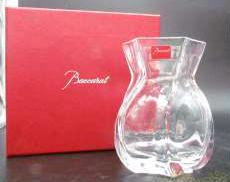 ベース花瓶 コローユ 11.5CM|BACCARAT