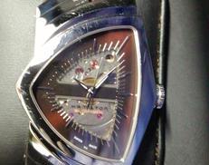 ベンチュラ/自動巻き腕時計 HAMILTON