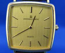 クォーツ・アナログ腕時計|UNIVERSAL GENEVE