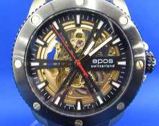 腕時計 スケルトン|EPOS