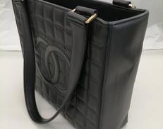 チョコバー ハンドバッグ|CHANEL