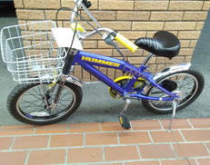 子供用自転車 HUMMER