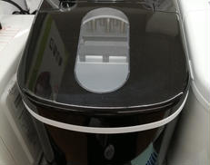 高速製氷機(黒) フロンティア