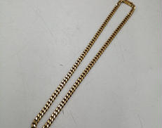 喜平ネックレス|750刻印