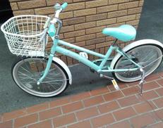 子供用自転車 FEMININE