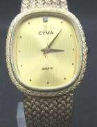 クォーツ・アナログ腕時計|CYMA