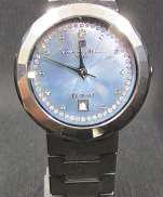 クォーツ・アナログ腕時計 SALVATORE MARRA