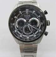 ソーラー腕時計|PULSAR