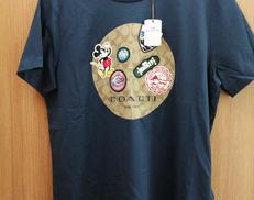 DISNEYワッペンTシャツ|COACH