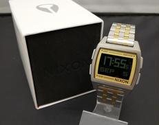 クォーツ腕時計 NIXON